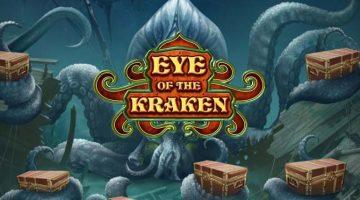 Eye of the Kraken kolikkopelikokemuksia
