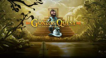 Gonzo's Quest kolikkopelikokemuksia